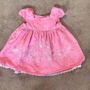 Pink sundress 18 month